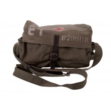 First Aid Kit in Canvas Shoulder Bag