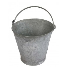 Galvanised Steel Firemans Bucket