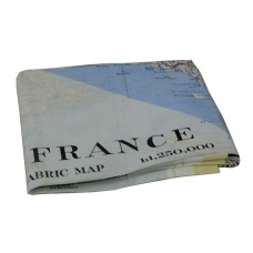 WWII RAF Escape Map Scarf