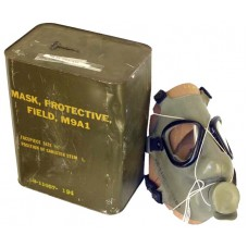 USA MK9 A1 Gas Mask