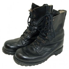 German Army Leather Paraboots