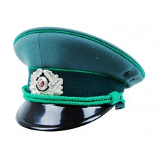 East German Guard Officer Cap
