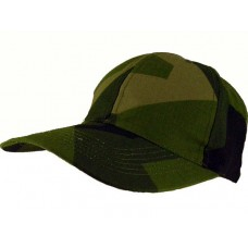 Swedish Camouflage Baseball Cap