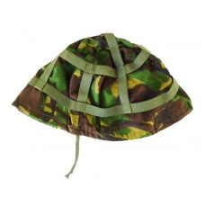 British Camo Helmet Cover
