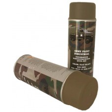 Military Spraypaint