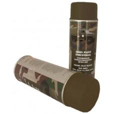 Military Spraypaint
