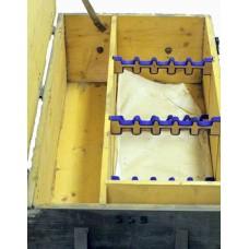 Wooden Kalasnikov Box
