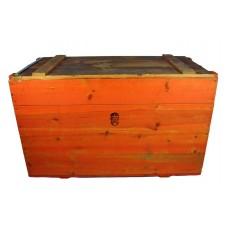Wooden Transport Trunk