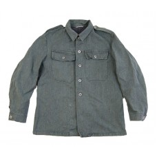 Swiss Denim Work Jacket