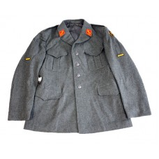 Swiss Wool Uniform Jacket