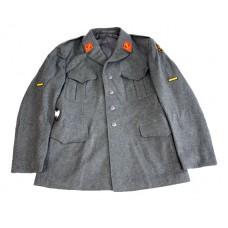 Swiss Wool Uniform Jacket