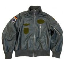 German Leather Flyers Jacket