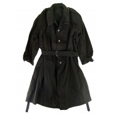 French Motorcycle Duster Overcoat