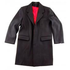 Classic Wool Crombie Coat
