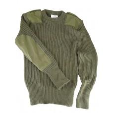 British Roundneck Wool Pullover