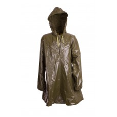Ex Military Rubberized PVC Poncho