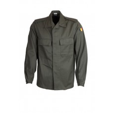 Belgian BDU Type Cotton Shirt