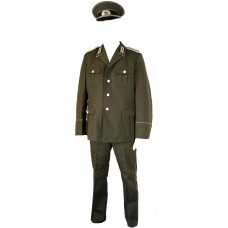 East German Officer Uniform