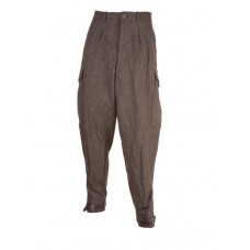 Swedish Wool Trouser
