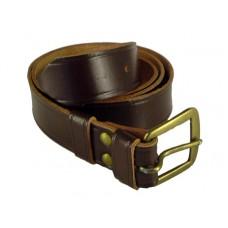 East German Leather Belt