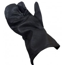 French Leather Shooter Glove