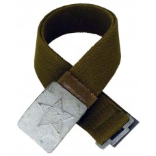 Russian Canvas Belt