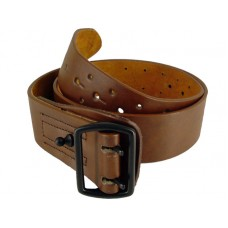Russian Officers Bonded Leather Belt